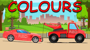 Tow Truck Colors | Learn Colors | Kids Video - YouTube Kids Truck Video Skidsteer Youtube Backhoe Toy Garbage Videos For Children Bruder Trucks Song The Curb Ambulance Fire And Rescue Engine For Monster Vs Sports Car Race Learn Vehicles Babies Toddlers With School Bus Spiderman Wash Videos Fast Police Cars To The