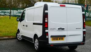 New Conversion Manufacturers Warranty Sept 2020 Fully Serviced Coolkitcouk Freezer Vans Used Renault Trafic Van 2016 66