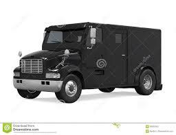 100 Armor Truck Black Ed Isolated Stock Illustration Illustration Of