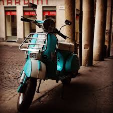 Italy Retro Rome Scooter Travel Vespa Vintage Wallpaper And Background
