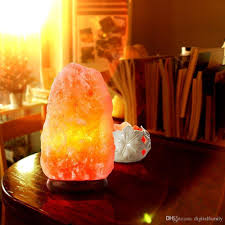Himalayan Salt Lamp Nz by 2017 Natural Himalayan Crystal Rock Salt Lamp Hand Carved Plug In