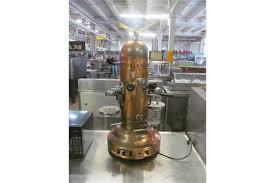 Bezzera Antique Copper Espresso Cappuccino Machine M N 943918 220V 3000W 135 Amp 1 PH