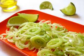 fenouil cuisiner salade de fenouil au citron et à l huile d olive