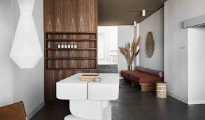 101 Coco Republic Warehouse Shortlisted Entries In This Year S Belle Interior Design Awards Feature Lots Of Natural Stone And Colour