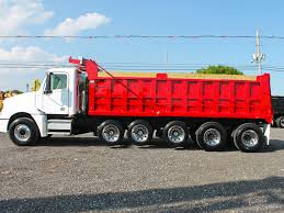 FREIGHTLINER DUMP TRUCKS FOR SALE IN FL
