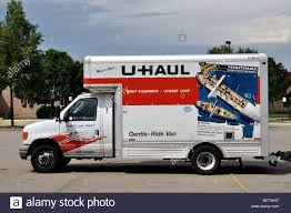 100 14 Ft Uhaul Truck Stock Photos Stock Images Alamy