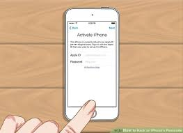 How to Hack an iPhone s Passcode with wikiHow