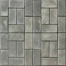 Stone Floor Texture Seamless Of New Rectangular Stones Set Evenly In Repeating Patterns