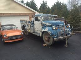 100 1946 Dodge Truck WD20 Base 38L Classic Other For Sale