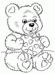 Valentine Coloring Pages Online Color