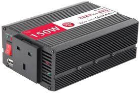 100 Truck Power Inverter 150W INVERTER 24V 230Vac Power Inverter To Use Mains Items