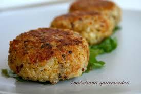 comment cuisiner du boulgour croquettes de quinoa boulgour au parmesan et basilic invitations