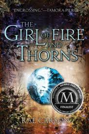 The Girl Of Fire And Thorns Series 1