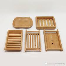 großhandel kreative badezimmer handmade ablassen holz einfache bambus seifenkiste seifenschale bad dusche platte container za6477 perfumeliang