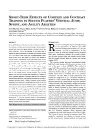 PDF Effects Of Temperature On Electromyogram And Muscle Function