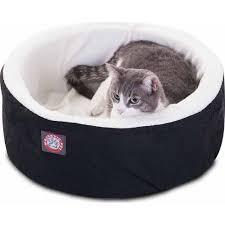 majestic pet products cat cuddler pet bed 16 walmart com
