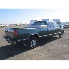 1997 Chevrolet 3500 Cheyenne Crew Cab Pickup Truck
