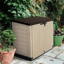 Keter Woodland Lean To Storage Shed by Keter Sheds You U0027ll Love Wayfair