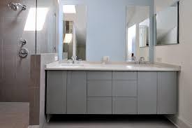 Bathroom Vanities Ideas Contemporary With Double Sink Floating Vanity