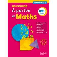 le nouvel a portée de maths cm1 livre élève edition 2016