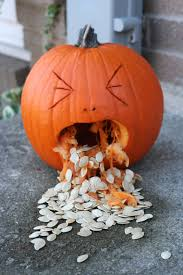 Puking Pumpkin Carving Ideas by Smellyann Strikes Again In Which I Make Up For It