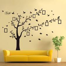 wall ideas birch tree wall decals for nursery tree wall mural