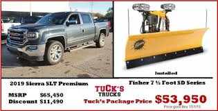 Tuck's Trucks GMC Is A Hudson GMC Dealer And A New Car And Used Car ... Fisher Snplows Spreaders Fisher Eeering Best Snow Plow Buyers Guide And Top 5 Recommended Ht Series Half Ton Truck Snplow Blizzard 680lt Snplow Wikipedia Snplowmounting Guidelines 2017 Trailerbody Builders Penndot Relies On Towns For Plowing Help And Is Paying Them More It Magnetic Strobe Lights Trucks Amazoncom New Product Test Eagle Atv Illustrated Landscape Trucks Plowing In Rhode Island Route 146 Auto Sales