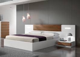Kenjo King Size Storage Bed Contemporary King Size Beds In