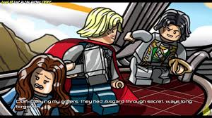 That Sinking Feeling Lego Marvel Minikit by Lego Marvel Avengers Level 10 Story Lost In The Aether Trophy