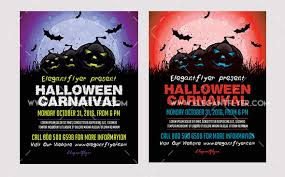 Free Halloween Flyer Templates by 20 Free Psd Halloween Flyer Templates Free Psd Templates