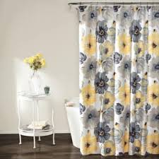 Tahari Home Curtains Yellow by Shower Curtains For Less Overstock Com Vibrant Fabric Bath
