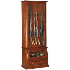 Diy Gun Cabinet Plans by Gun Cabinets U0026 Racks Walmart Com