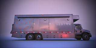 NextVR Unveils World's First Virtual Reality Production Truck At NAB ...