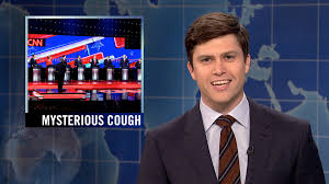 Stefon Snl Halloween Youtube by Watch Weekend Update 12 19 15 Part 1 Of 2 From Saturday Night