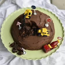tüt tüt eine bagger torte für das geburtstagsfest und mein