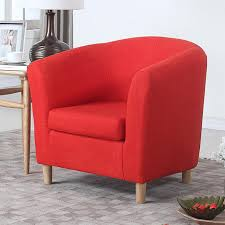 Simple Simple Wood Single Sofa Hotel Internet Bar Sofa Chair