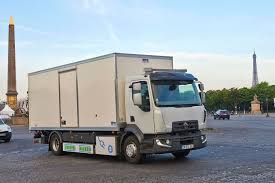 100 1 Ton Trucks Renault Developing Electric Commercial Vehicle With 55Mile Range