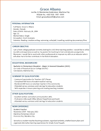 Resume Format For Freshers Mechanical Engineers Pdf Free Download And Engineering Students