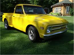 1969 Chevrolet Stepside For Sale | ClassicCars.com | CC-1130901