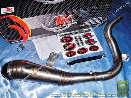 pot d échappement turbokit tk gp h3 pour ktm duke 125 et 200cc 4t