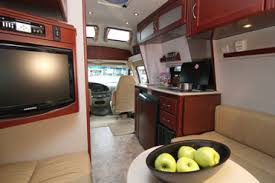 2009 Pleasure Way Excel Exterior Looking Forward