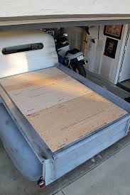 Cover Up: A Do-It-Yourself Tonneau Cover - Hot Rod Network Diy Bed Divider Page 2 Ford F150 Forum Community Of Custom Truck Bed Rod Holder The Hull Truth Boating And How To Install A Storage System Howtos Do Diy Camper In Topper Lift Tacoma World Homemade Cover Tarp Best 2018 Tonneau Nissan Titan 30 Great Lessons You Can Learn From Caps Covers Make Your Own 80 Build Tonneau Cover S10 Truck Ideas Pinterest
