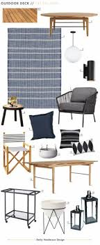 pair of black standish threshold chairs from target via emily