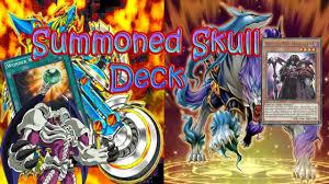yu gi oh duel links summoned skull deck อส รเดม อนก บจอมเวทย เเดง