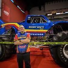 100 Bigfoot Monster Truck History Big Trucks Big Dreams A Reality For Former Football Player