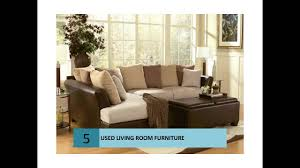 Cheap Living Room Furniture Under 300 by Used Living Room Furniture For Cheap Youtube