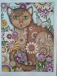 Creative Cats 1 For The Best Adult Coloring Books And Writing Utensils Including
