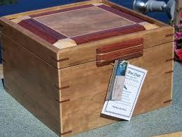 Custom Made Memory Keepsake Boxes