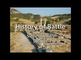 siege bce history of battle the siege of sardis 546 bce