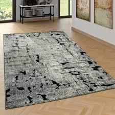 teppich wohnzimmer 3 d effekt industrial look